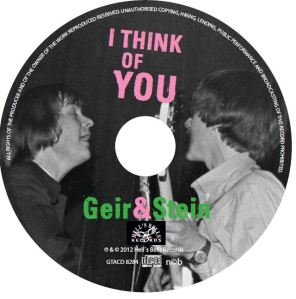 I Think Of You Label
